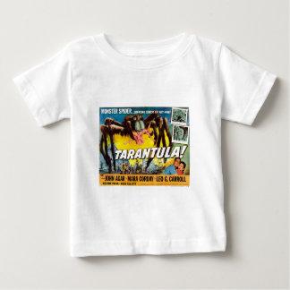 タランチュラの1955年の映画のポスター ベビーTシャツ
