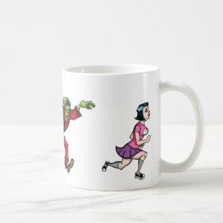 タラ正常なモンスターの追跡のマグ コーヒーマグカップ