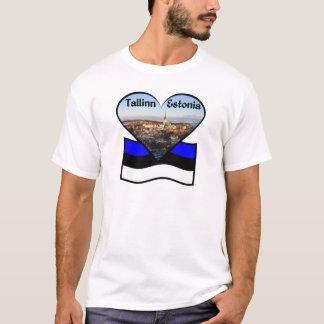 タリンのワイシャツ-スタイルを選んで下さい Tシャツ