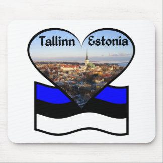 タリン、エストニアのmousepad マウスパッド