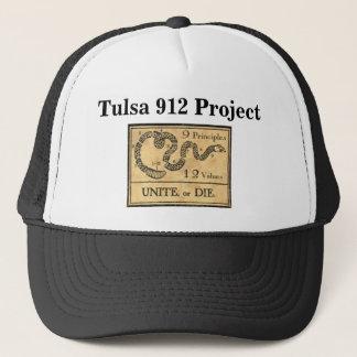 タルサ912のプロジェクト キャップ