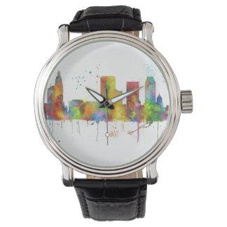 タルサ、オクラホマのスカイライン 腕時計