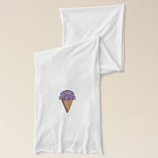 タロイモの円錐形 スカーフ