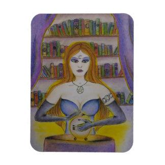 タロットの読者、精神的な読者の磁石 マグネット