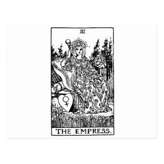 タロットの「皇后 ポストカード