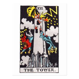 タロットタワー ポストカード
