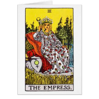タロット皇后 カード