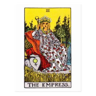 タロット皇后 ポストカード