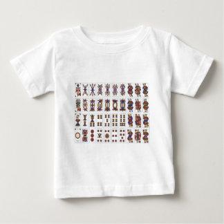 タロットdeマルセーユ ベビーTシャツ