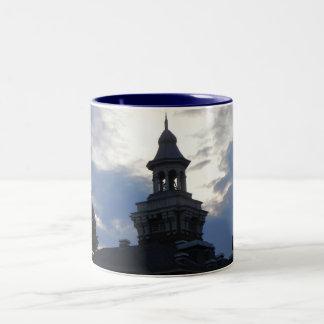 タワーのマグ ツートーンマグカップ