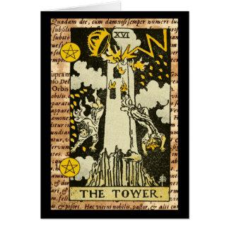 タワーの占いカード カード