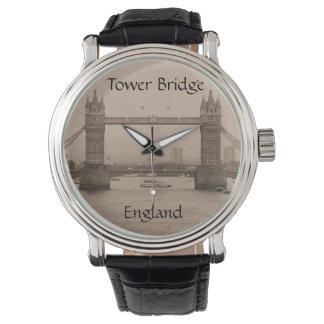 タワー橋イギリスの腕時計 腕時計