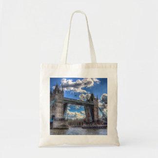 タワー橋ロンドン トートバッグ