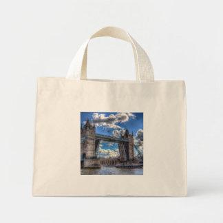 タワー橋ロンドン ミニトートバッグ