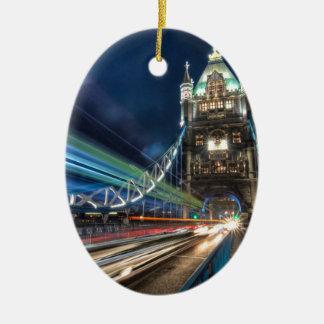 タワー橋交通、ロンドン セラミックオーナメント