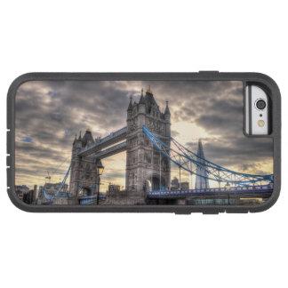 タワー橋及び破片、ロンドン、イギリス TOUGH XTREME iPhone 6 ケース