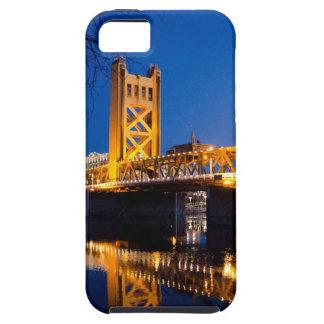 タワー橋-サクラメント、カリフォルニア iPhone SE/5/5s ケース