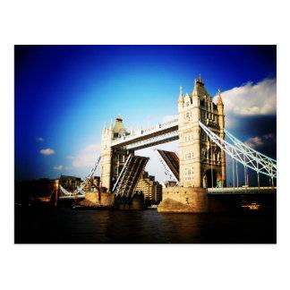 タワー橋 ポストカード