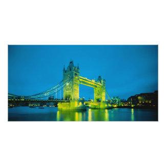 タワー橋、ロンドン、イギリス2 フォトプリント