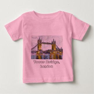 タワー橋、ロンドン ベビーTシャツ