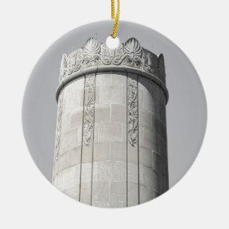タワー セラミックオーナメント