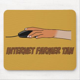 タンインターネットの農家 マウスパッド