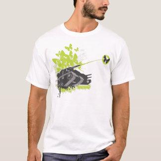 タンク及び蝶Tシャツ Tシャツ