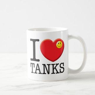 タンク愛 コーヒーマグカップ