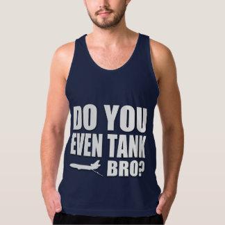タンク、Broか。 タンクトップ