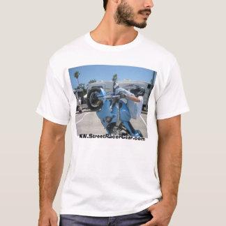 タンクwheelie、WWW.StreetRacerGear.com Tシャツ