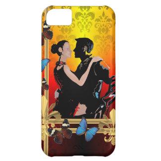 タンゴおよびダマスク織 iPhone5Cケース