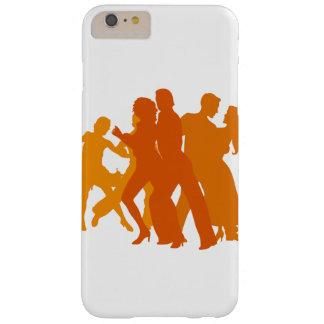 タンゴのダンサーの絵 BARELY THERE iPhone 6 PLUS ケース
