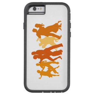 タンゴのダンサーの絵 TOUGH XTREME iPhone 6 ケース