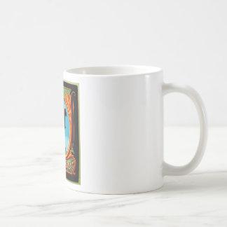 タンゴのダンサー コーヒーマグカップ