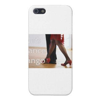 タンゴのダンサー! iPhone 5 CASE