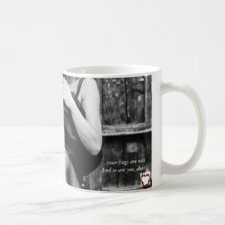 タンゴの抱擁コーヒー・マグ コーヒーマグカップ