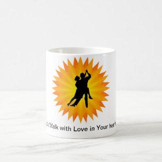 タンゴの星のマグ コーヒーマグカップ