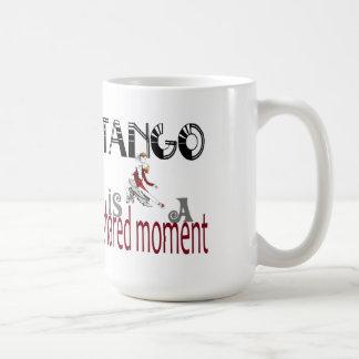 タンゴは共用時の引用文です コーヒーマグカップ