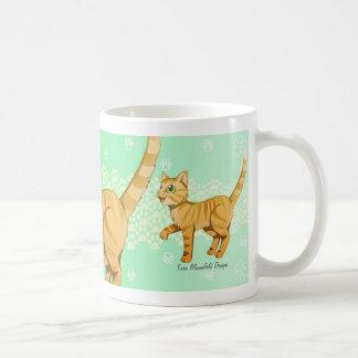タンゴバニー猫のマグ コーヒーマグカップ