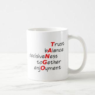 タンゴプロダクト コーヒーマグカップ