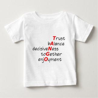 タンゴプロダクト ベビーTシャツ