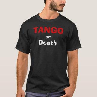 タンゴ、または、死 Tシャツ