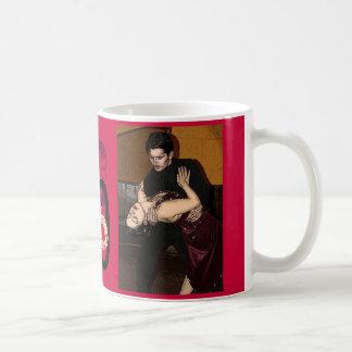 タンゴ、タンゴ、タンゴ コーヒーマグカップ
