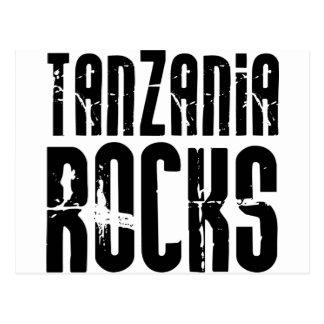 タンザニアの石 ポストカード