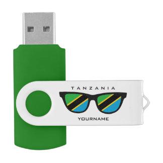 タンザニアの陰のカスタムUSBドライブ USBフラッシュドライブ