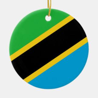 タンザニア セラミックオーナメント
