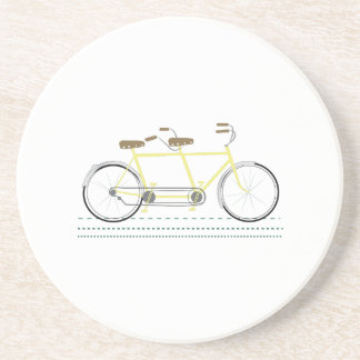 タンデム自転車 コースター