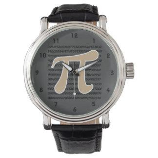 タンブラウンPiの記号 腕時計