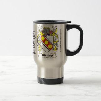 タンブラーのFamily司教の紋章付き外衣 トラベルマグ