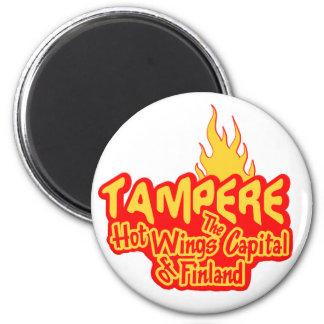 タンペレの熱い翼の磁石 マグネット